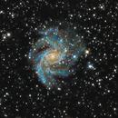 Fireworks Galaxy,                                David Brodie