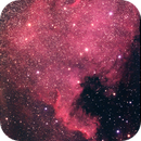 NGC7000,                                OdaChang