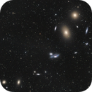Markarian's Chain with M84, M86,                                JohnAdastra