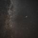 Milky Way through Cassiopeia,                                droe