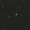M76 la petite haltère,                                Daniel Juteau