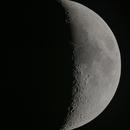 Moon 36% illuminated,                                Siegfried