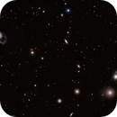 NGC 1365 & Fornax Galactic Cluster,                                Alex Woronow