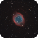 NGC 7293 - Helix Nebula - An eye in the space,                                Wellerson Lopes