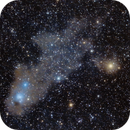 NGC 5367 not with the best weather but ok.,                                Claudio Tenreiro