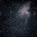 M16 Eagle nebula,                                REVOL