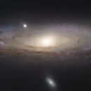 Starless Andromeda,                                Nikita Misiura