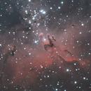 Pillars of Creation-  M16,                                StarMax
