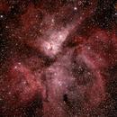 Caldwell 92 Eta Carinae Nebula,                                Geoff Scott