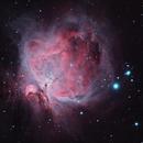 M42 The Orion Nebula,                                Juno16