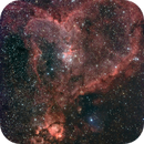 IC1805 Heart Nebula,                                const