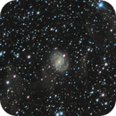 NGC 6951 - The Smoking Gun Galaxy,                                NocturnalAstro