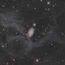 NGC918,                                Mark