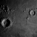 Moon Kopernikus,  Stadius and Eratosthenes,                                Riedl Rudolf