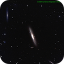 NGC4216 (center) + NGC4206 (top left) + IC771 (center left) + NGC4222 (bottom right) Galaxies in Leo,                                Mataratzis