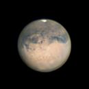 Mars opposition 2020,                                Johnson Lo