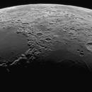 Sunrise above Mare Crisium and Mare Fecunditatis,                                Łukasz Sujka