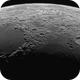 Sunrise above Mare Crisium and Mare Fecunditatis,                                Łukasz Sujka
