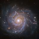 Messier 74 RGB - Liverpool Telescope :-),                                Daniel Nobre