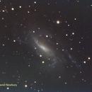 NGC 925,                                David Newbury