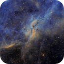 Propeller Nebula Simeis 57,                                Carastro