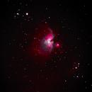 My First Nebula - M42 - The Great Nebula in Orion,                                Ryan Shaw