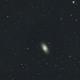 The Blackeye Galaxy(M64),                                Zach Coldebella