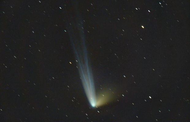 Comet C/2014 Q1 (PANSTARRS) July 17,                                Kevin Parker