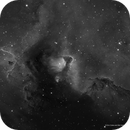 The Whirling Dervish Nebula - IC1871 - H-alpha,                                Eric Coles (coles44)