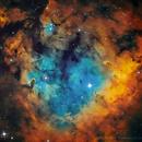 NGC7822 / CEDERBLAD214,                                Caroline Berger