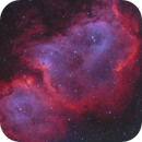 Soul Nebula HOO,                                Jianheng