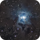 Iris Nebula,                                wsg