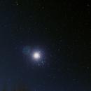 Venus and the Pleiades,                                Zach Coldebella