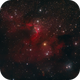 Sh 2-155: The Cave Nebula,                                Glenn Diekmann