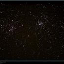 NGC 869 / NGC 884,                                stimpy
