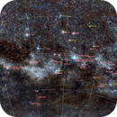 Cassiopeia Extreme Wide Field PI Plate-Solved,                                msmythers