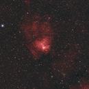 NGC 1491 in Perseus,                                Maciej