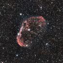 NGC 6888, Crescent Nebula,                                Michael Timm