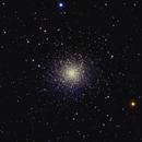 The Great Star Cluster in Hercules, M13,                                Lee Morgan