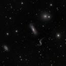 Hickson 44 galaxy cluster,                                rkayakr