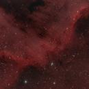 NGC 7000 (Cygnus Wall),                                Matt