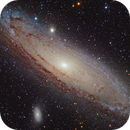 The Andromeda Galaxy (M31),                                Sinan Arkin