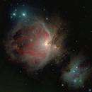 M42 from ZWO ASI 071 camera,                                Roger Menard