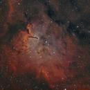 NGC6820 /  Sh 2-86 Bicolor,                                Jens Zippel