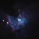 5 large trapezium stars,                                Jeff Marston