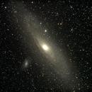 M31- Andromeda,                                ryan92626