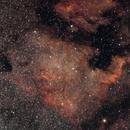 North America Nebula,                                Krikor Nalbantian