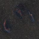 Veil Nebulae & Ngc 6940,                                Giambattista Rizzo