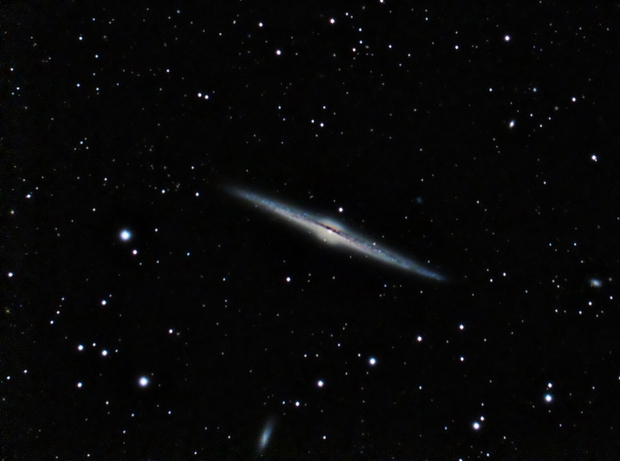 NGC 4565 (StarParty 2018 spring),                                Paul Muskee