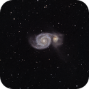 Revisiting the Whirlpool (M51),                                Frank Kane